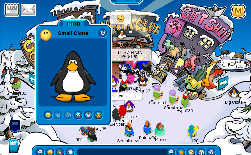 how to change penguin name