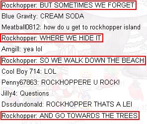 Rockhopper's Story