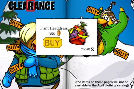 fruitheadresshow