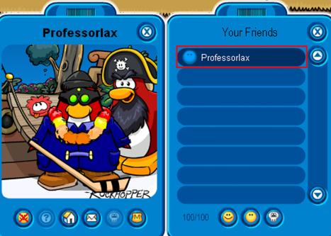 Professorlax