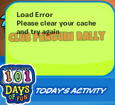 101 days of fun error