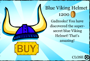 Blue Viking Helmet _3